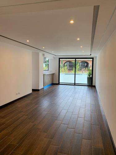 Imagen 1 de 14 de Moderno Apartamento En Alquiler En Zona 15 (vh I)