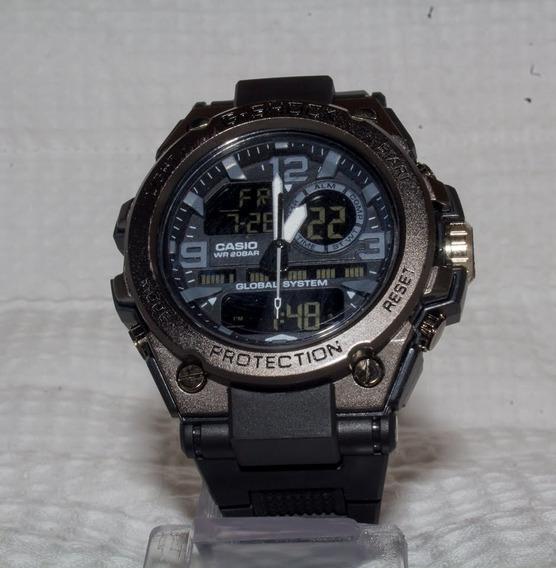 Relógio G-shock Steel