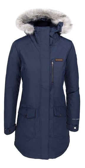 Campera Tapado Impermeable Columbia Suttle Mountain Mujer