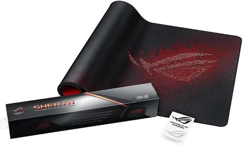 Mouse Pad Asus Rog Sheath Xxl Antideslizante Esports Gamer