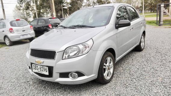 Chevrolet Aveo G3 1.6 Lt Aut 2014