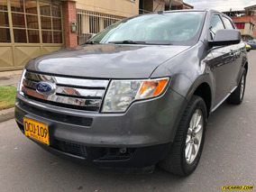 Ford Edge Limited At 3500cc 4x4 Tc Ct