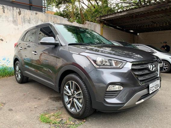 Hyundai Creta 31.000 Km Versão Top De Linha - Ipva 2020 Pago