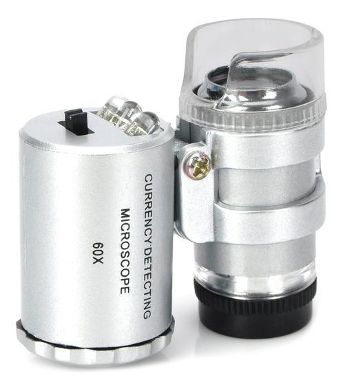 Microscópio Super Mini 60x
