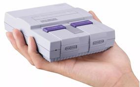 Super Nintendo Classic Edition Mini Original Bivolt