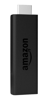 Streaming media player Amazon Fire TV Stick 4K de voz 8GB negro con memoria RAM de 1.5GB