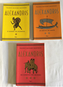 Aléxandros - 3 Livros