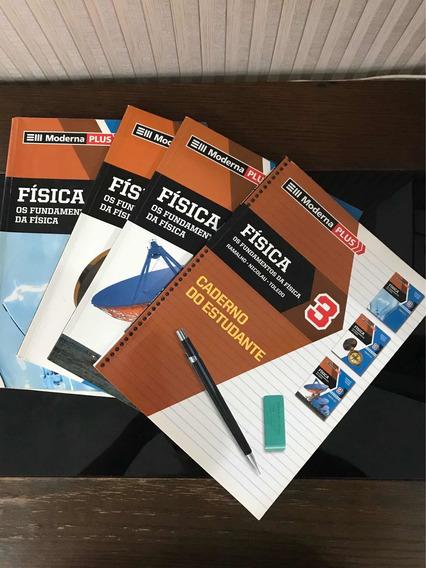 Livro De Física 3 - Editora Moderna Plus (ensino Médio)