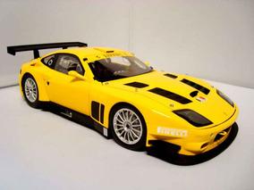 Ferrari 575 Gtc Evoluzione 1/18 Kyosho