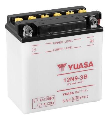 Batería De Moto Yuasa 12n9-3b, Delivery.