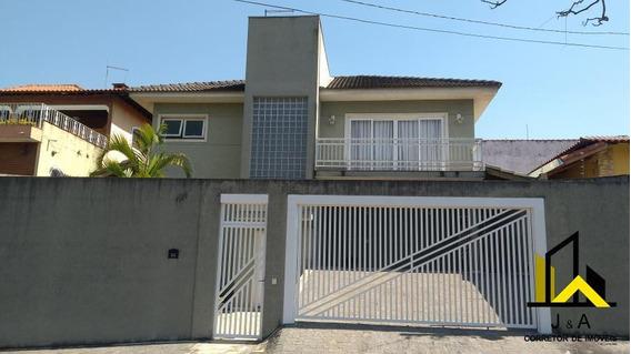 Sobrado Para Venda Em Osasco, City Bussocaba, 4 Dormitórios, 1 Suíte, 3 Banheiros, 4 Vagas - So 00030_1-1346516