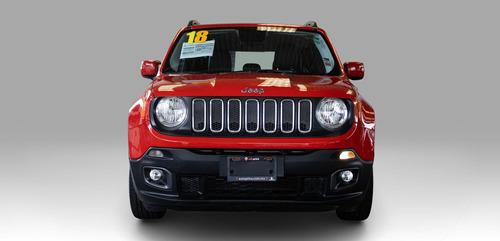Imagen 1 de 9 de Jeep Renegade 2018 1.8 Latitude At