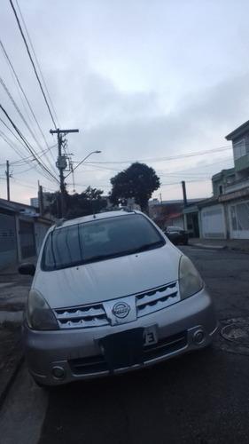 Nissan Livina 2011/2012 Flex 1.6