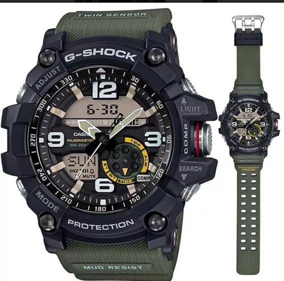 Relógio G Shock Gg1000 Original Sensor Duplo Novíssimo