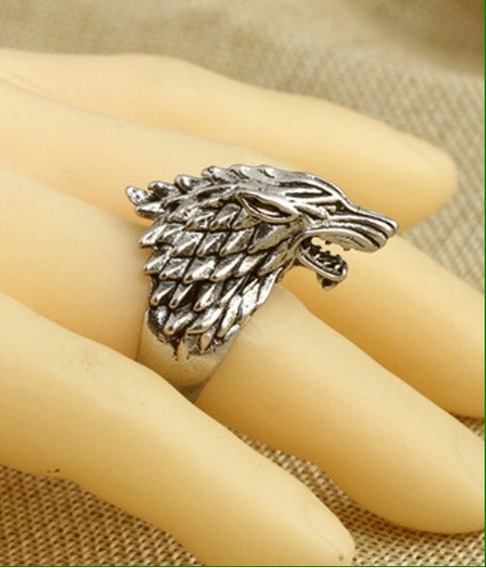 Anillo De La Serie Games Of Thrones