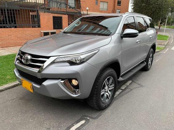 Toyota Fortuner 2.7 At 7 Psj Fe 2019 Sm