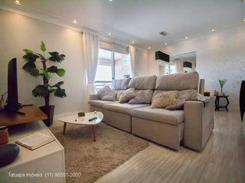 Apartamento Rua Santa Virginia - 131m²