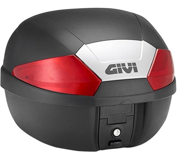 Baul Top Case Givi B29 29 Litros Monolock Solomototeam