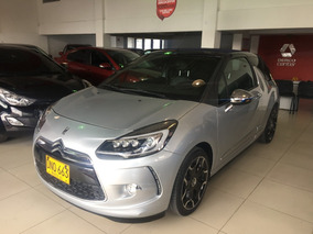 Citroën Ds3 Cabrio 1.6l Turbo 156hp Modelo 2015