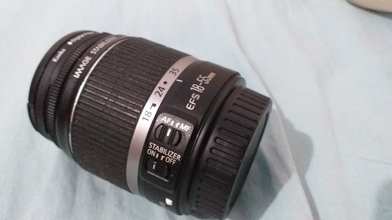 Lente Canon 18-55m Sem A/f Original