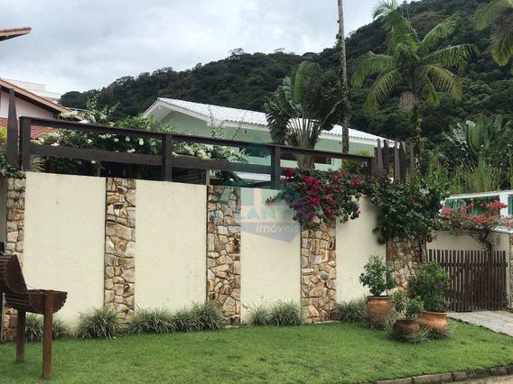 Casa Com 3 Dorms, Recanto Da Lagoinha, Ubatuba - R$ 1.3 Mi, Cod: 1182 - V1182