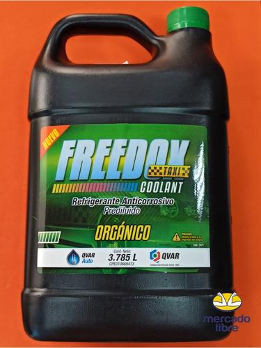 Refrigerante Feedox Coolant Taxi Verde Mayor/detal