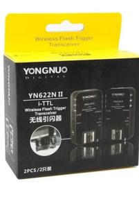 Yongnuo Yn-622n Ii Transceptor S/ Fio I-ttl Para Flash Nikon