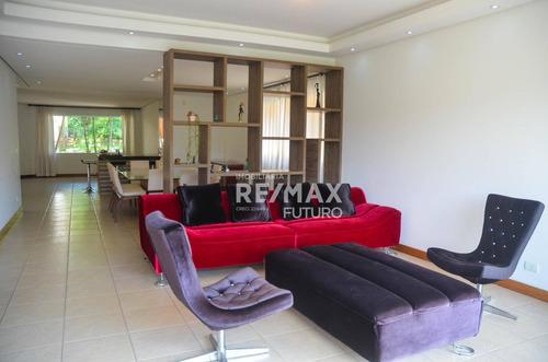 Casa Com 4 Dormitórios À Venda, 423 M² Por R$ 980.000,00 - Parque São Paulo - Cotia/sp - Ca0017