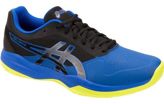 Asics Zapatillas Tenis Hombre Gel Game 7 Azul - Negro - Ama