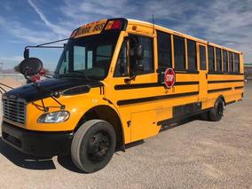 Autobuses Camiones Escolares 2009 Freightlner C2 Aire Frio