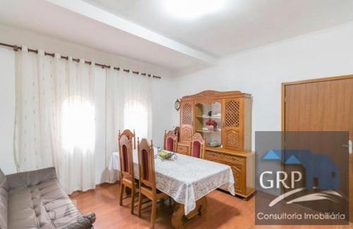 Imagem 1 de 11 de Sobrado Para Venda Em Santo André, Vila Valparaíso, 4 Dormitórios, 2 Banheiros, 2 Vagas - 6994_1-1225466