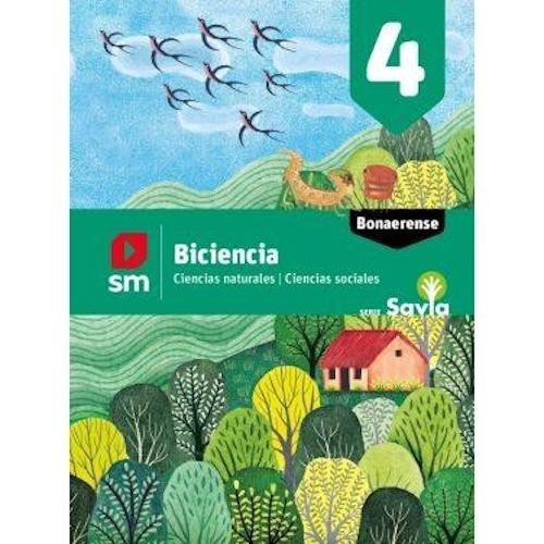 Biciencias 4 Bonaerense - Savia - Sm