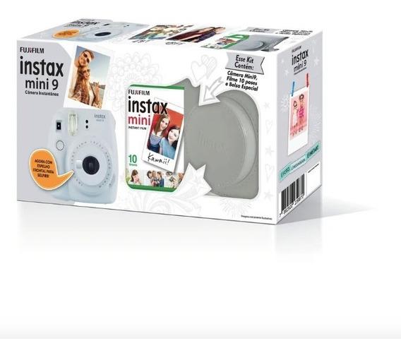 Kit Câmera Instax Mini 9