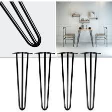 Hairpin Legs - Pés De Mesa 60cm (4 Unidades)