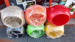 Cucha Plastica Gato Y Perro 40x45x40 (con Almohadon) Z.norte