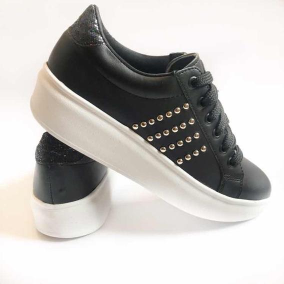 Zapatillas Plataforma Sneakers Mujer Chiara Urban