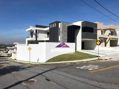 Casa Com 5 Dormitórios À Venda, 407 M² Por R$ 2.300.000 - Urbanova - São José Dos Campos/sp - Ca4542