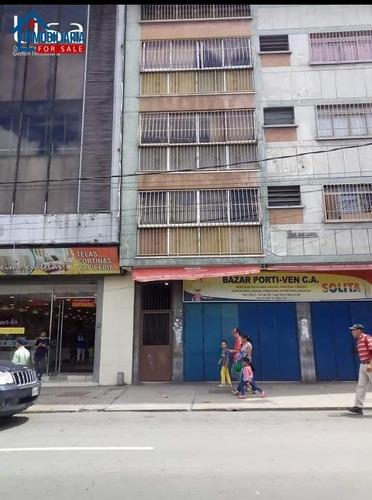 Imagen 1 de 7 de Excelente Apartamento Ubicado En El Centro De Los Teques