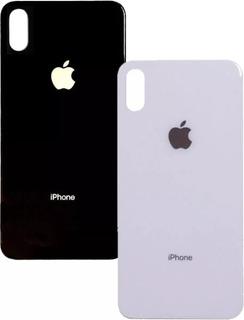 Tampa Traseira Vidro iPhone 10 iPhone X A1865 Preto E Branco