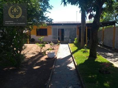Casa Com 3 Dormitórios À Venda Por R$ 191.000 - Vila Elsa - Viamão/rs - Ca0434