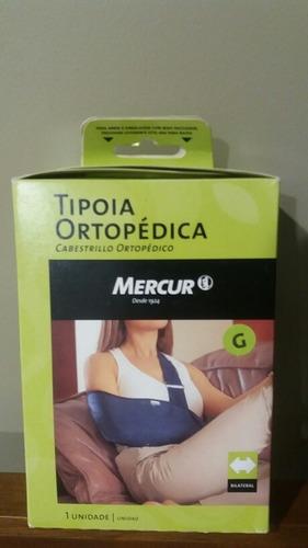Tipoia Ortopédica, Mercur, Para Braço Direito E Esquerdo.