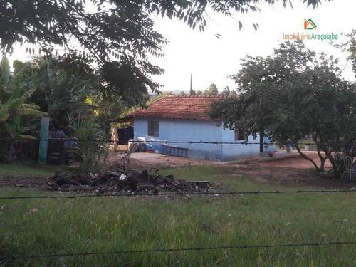 Imagem 1 de 30 de Chácara Com 2 Dormitórios À Venda, 4500 M² Por R$ 350.000,00 - Iperozinho - Capela Do Alto/sp - Ch0150