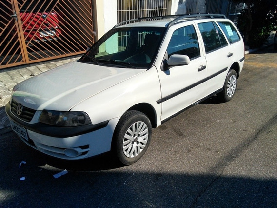 Volkswagen Parati 1.8 Plus Total Flex 5p 2005