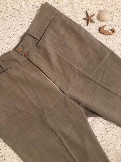 Pantalón De Vestir - Importado Madrid - Liquidación