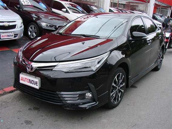 Corolla 2.0 Xrs Automático 2018