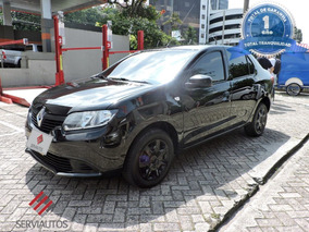 Renault Logan Authentic 1.6 Mt 2017 Jiz188