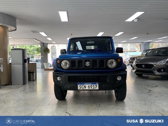 Suzuki Jimny Glx 2020 Azul 0km