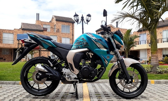 Yamaha Fz 2.0, 2020, Solo 2500 Km