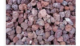 Lava Rock Piedra Volcánica Para Asador 15kg Cod. Vg