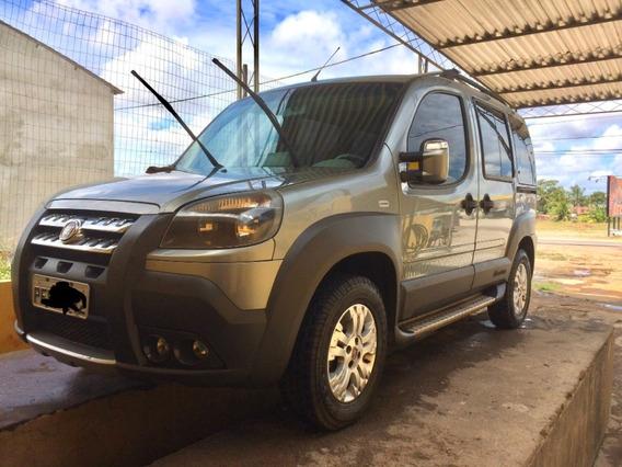 Fiat Doblo 1.8 16v Adventure Xingu Lock Flex 5p